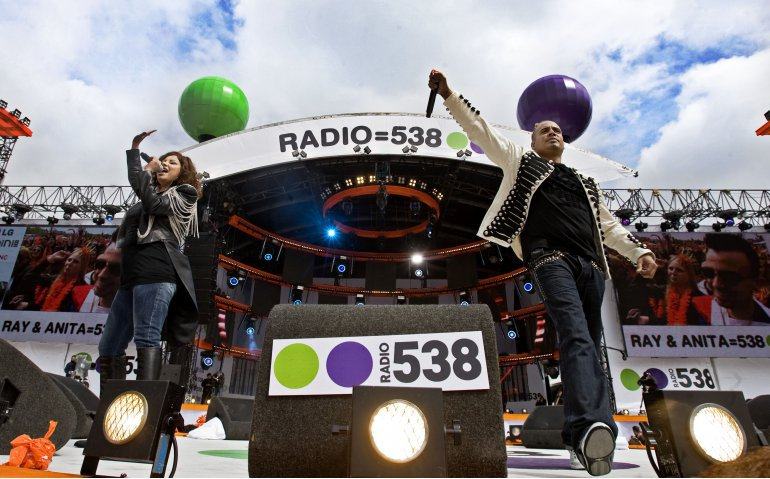TV 538 voor alle klanten Ziggo