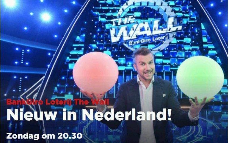 Nieuwe spelshow The Wall grote kijkcijferhit voor SBS