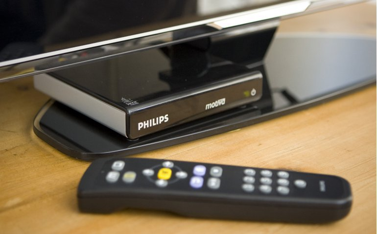 Te weinig concurrentie aanbieders televisie en internet