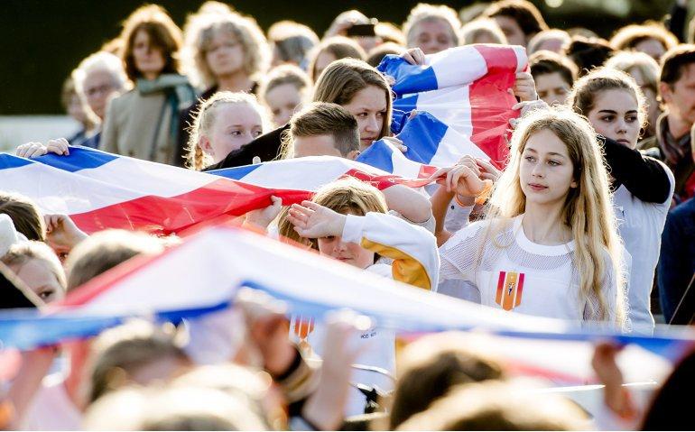 Ziggo zendt Nationale Kinderherdenking op 4 mei live uit