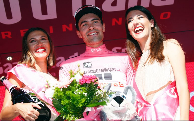 Wielrennen Giro d'Italia live en exclusief op Eurosport