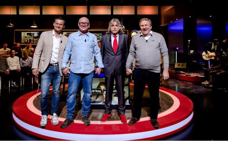 Laatste uitzending Voetbal Inside op RTL 7