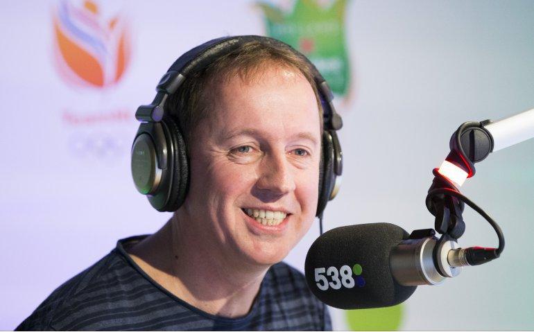 Radio 538 Evers staat op iedere werkdag ook live op SBS6