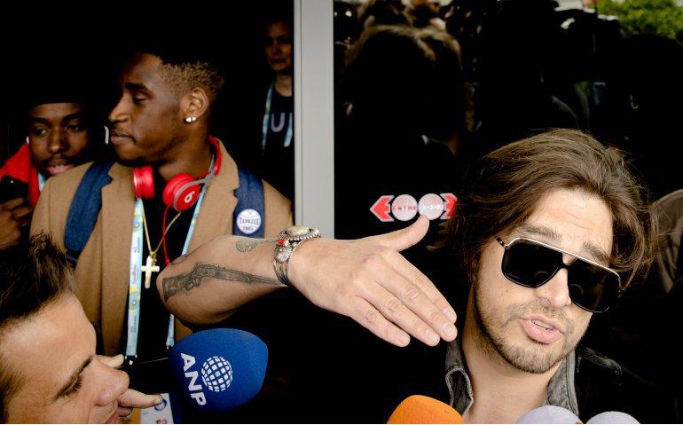Waylon in finale Eurovisie Songfestival live op NPO 1 en NPO Radio 2