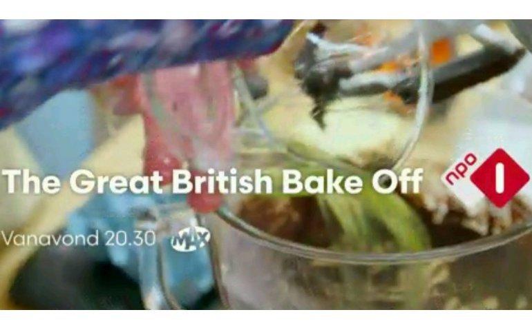 Omroep Max brengt Great British Bake Off van Channel 4 op NPO 1