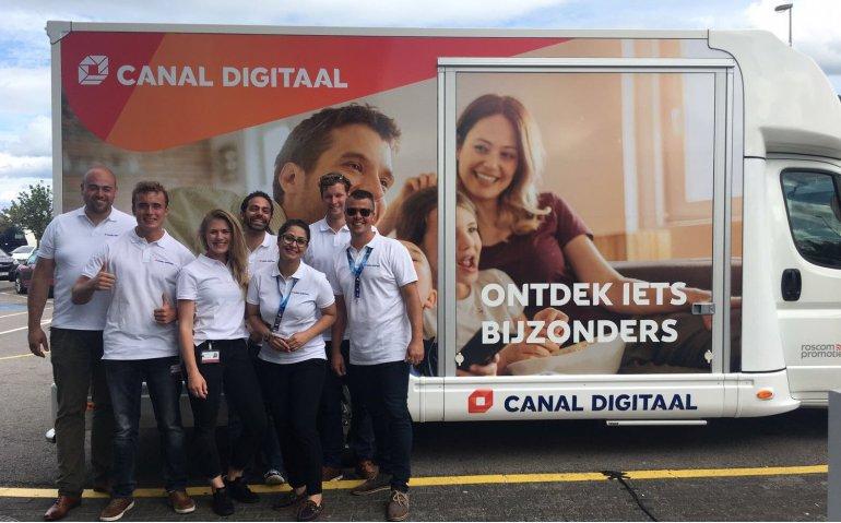 Canal Digitaal past prijs instapabonnement Start HD aan