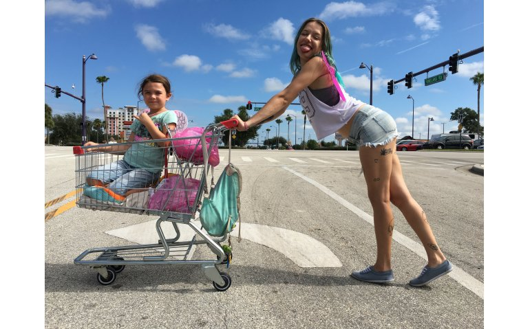 5X BLU-RAY THE FLORIDA PROJECT