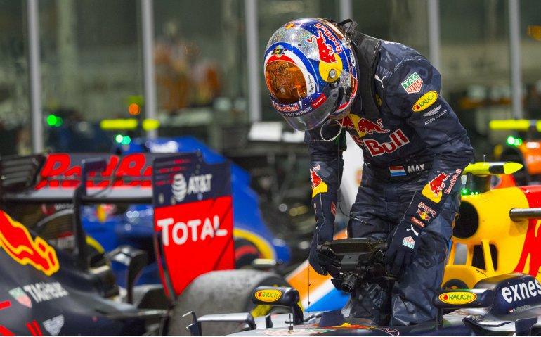 Formule 1 Grand Prix Monaco live op tv en radio