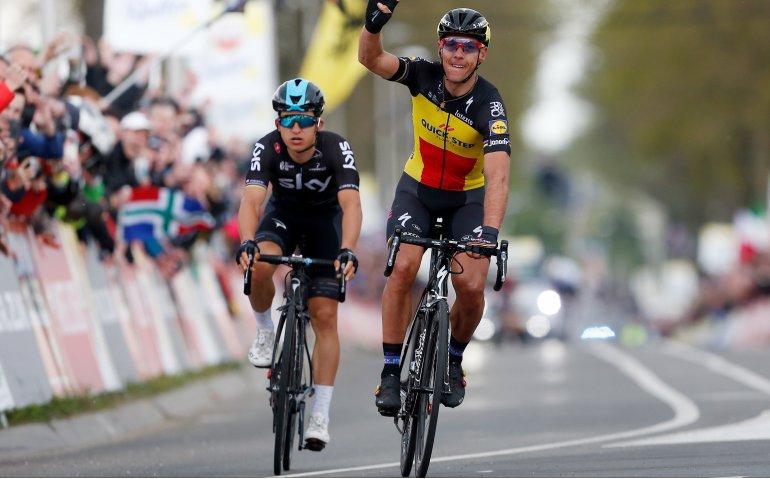 Eurosport scoort met Giro d'Italia wielrennen