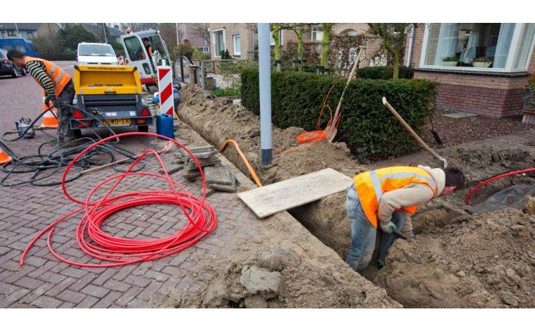 Nieuwe partij wil heel Rotterdam van Glasvezel voorzien