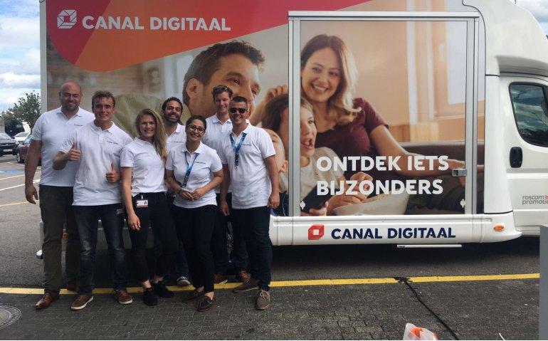 Nieuwe Canal Digitaal zenderlijst met NPO 1 UHD