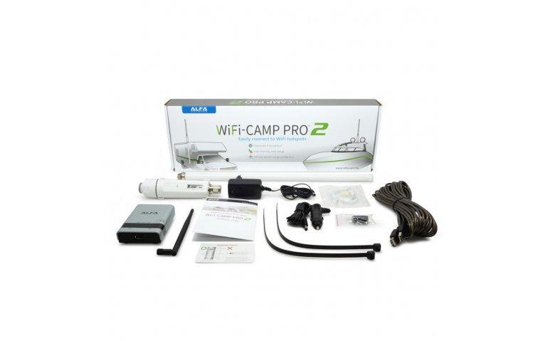Wifi voor camper of caravan