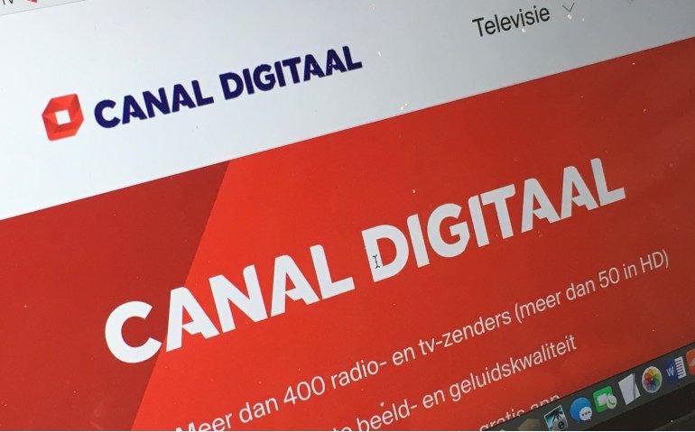 Canal Digitaal via Glasnet in Rotterdam op glasvezel