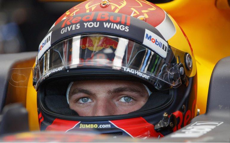 Max Verstappen in Formule 1 Grand Prix Frankrijk live op tv en internet