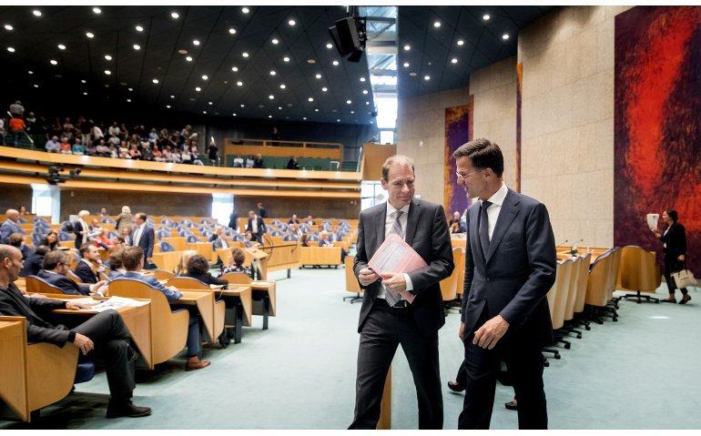 NPO Politiek tijdelijk tweede NPO Nieuws kanaal