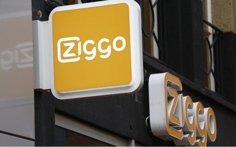 Ziggo maakt televisiekijken duurder