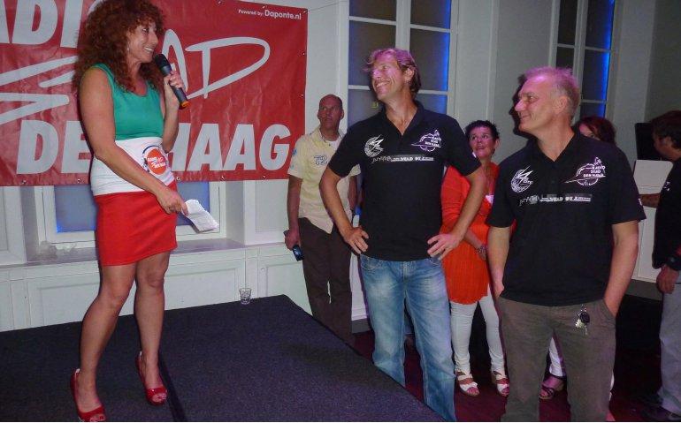 Oude Haagse radiopiraten komen online samen in Haags radioarchief