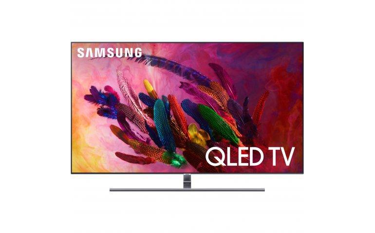 Getest in Totaal TV: Samsung QE55Q7FN QLED-televisie