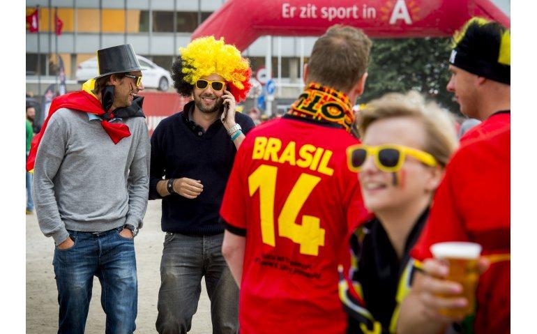 Winst Rode Duivels op WK levert veel Belgen mogelijk gratis tv op