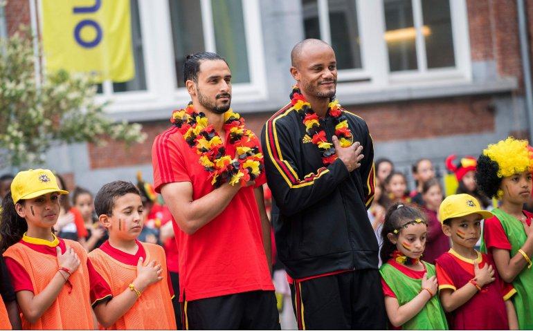 WK Voetbal halve finale Frankrijk – België live op radio en televisie