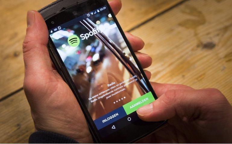 Goedkoper Spotify familieabonnement bij KPN