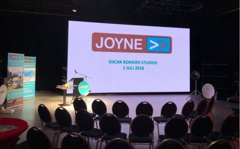 Joyne werkt aan IPTV via Android mediaspeler