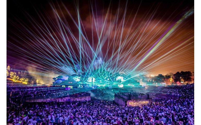 Tomorrowland exclusief bij 538