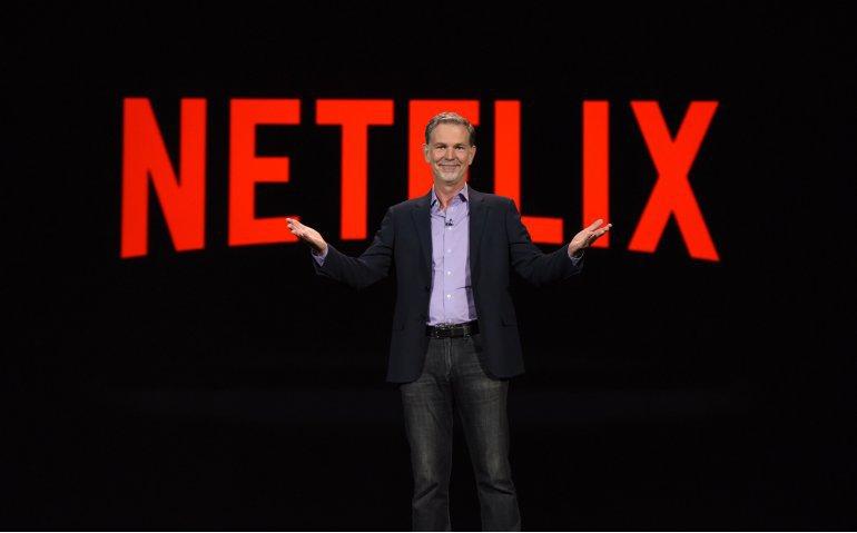 Netflix gaat onderuit