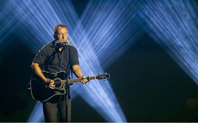 Concert Bruce Springsteen exclusief bij Netflix