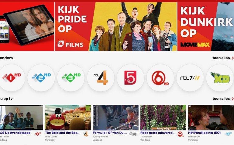 Canal Digitaal verbetert Live TV App