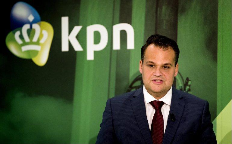 KPN blijft tv- en internetklanten verliezen