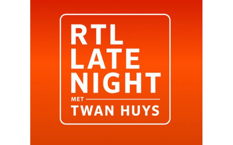 RTL Late Night zet in op presentator