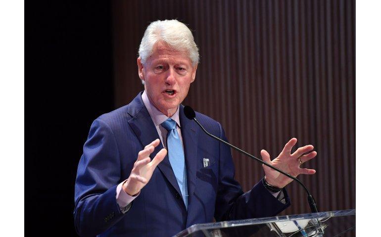 Clinton exclusief bij Jinek op NPO 1