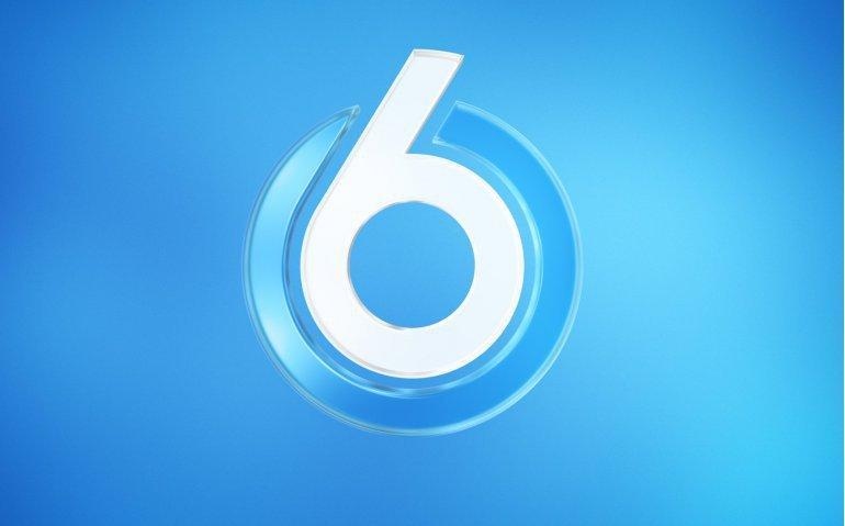 SBS6 van rood naar blauw