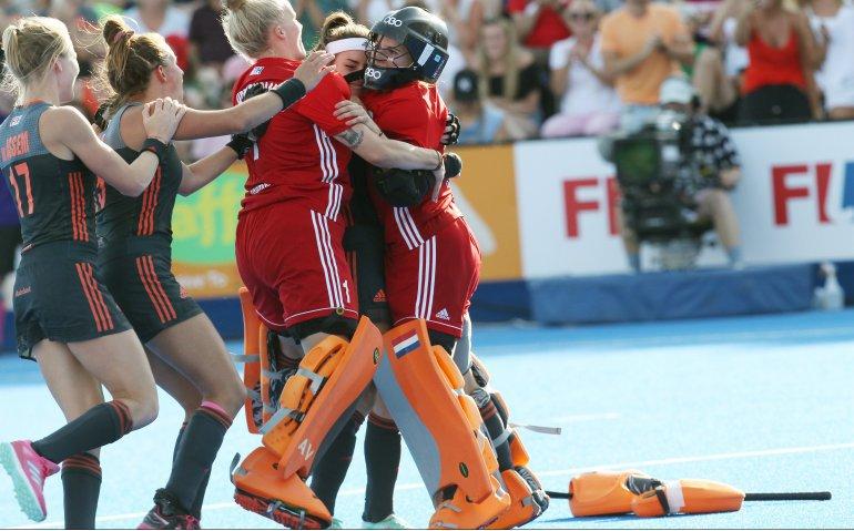 Finale WK Hockey vrouwen Nederland – Ierland live op televisie en internet