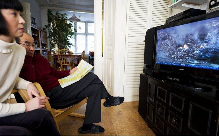 Trend blijft doorzetten: minder traditioneel en meer online tv-kijken
