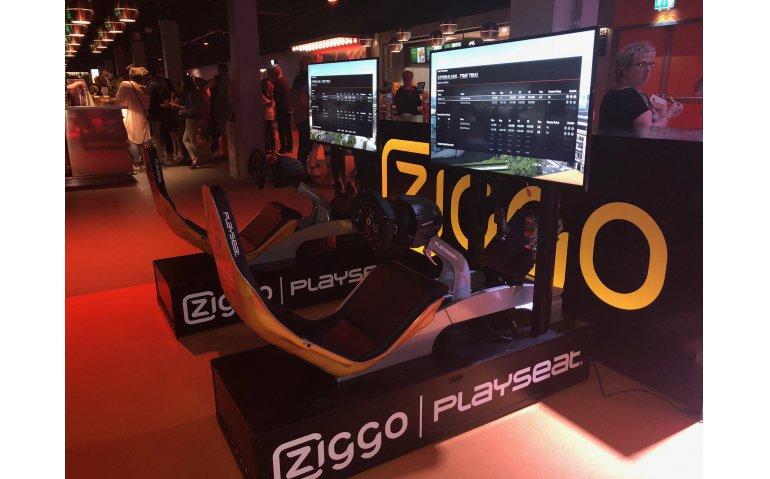 Ziggo brengt Formule 1 naar Assen