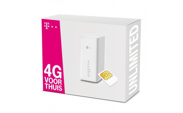 Getest in Totaal TV: Unlimited 4G voor Thuis van T-Mobile