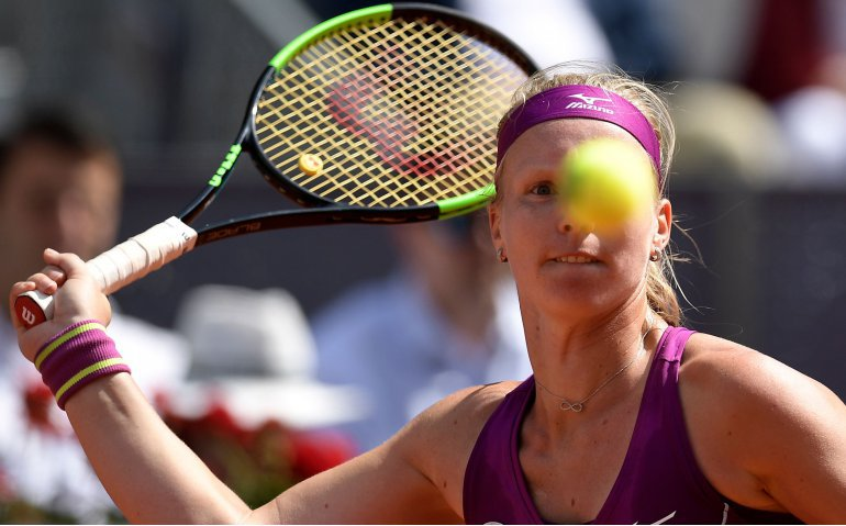 Tennis: Finale Kiki Bertens live op FOX Sports