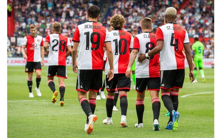 Feyenoord verlengt contract met RTV Rijnmond