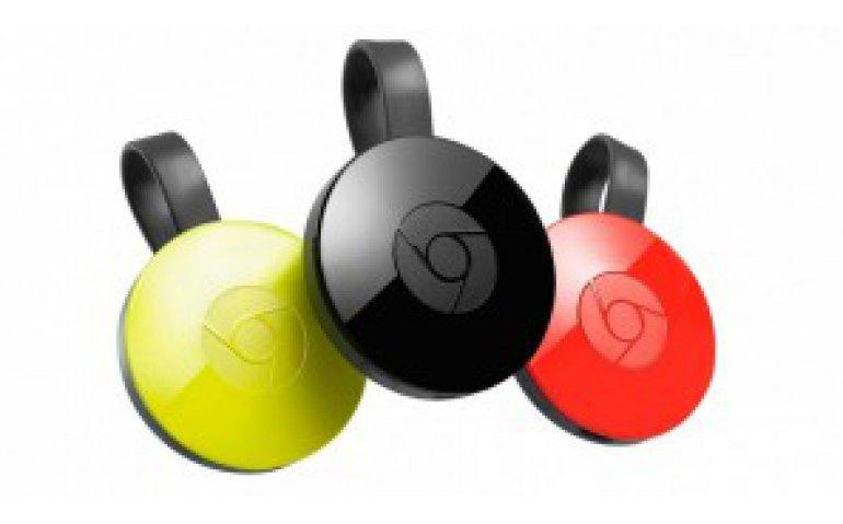 Google werkt aan Chromecast met nog betere wifi en bluetooth