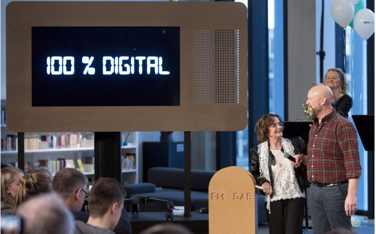 Nieuwe reclamecampagne Digital Radio NL