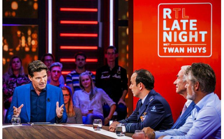 Komt RTL Late Night met Stormy Daniels wel boven kijkcijfer Utopia uit?