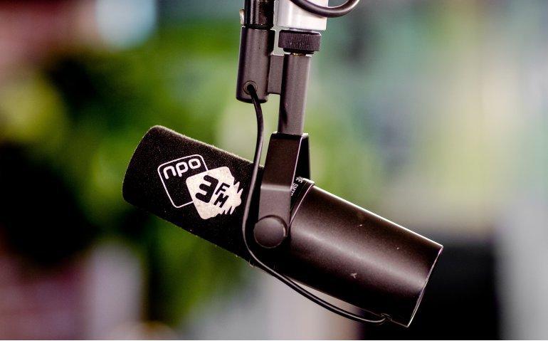 Nieuw diepterecord voor 3FM
