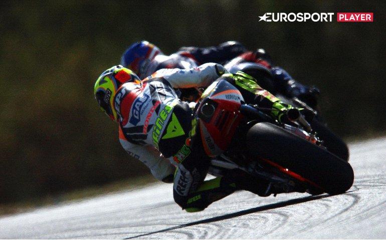 MotoGP langer bij Eurosport