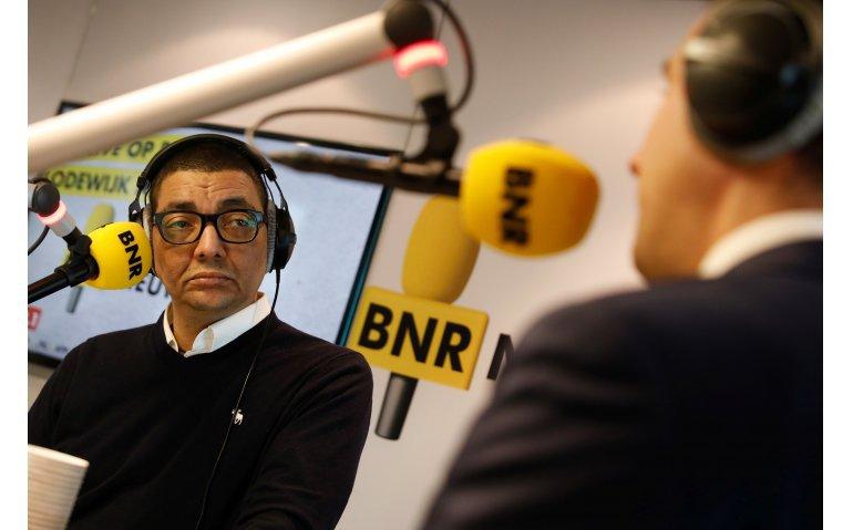 BNR Nieuwsradio viert twintigjarig bestaan