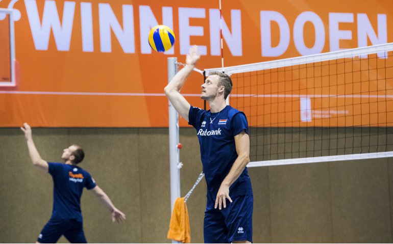 WK Volleybal: Italië – Nederland live op Ziggo Sport en Ziggo Sport Totaal