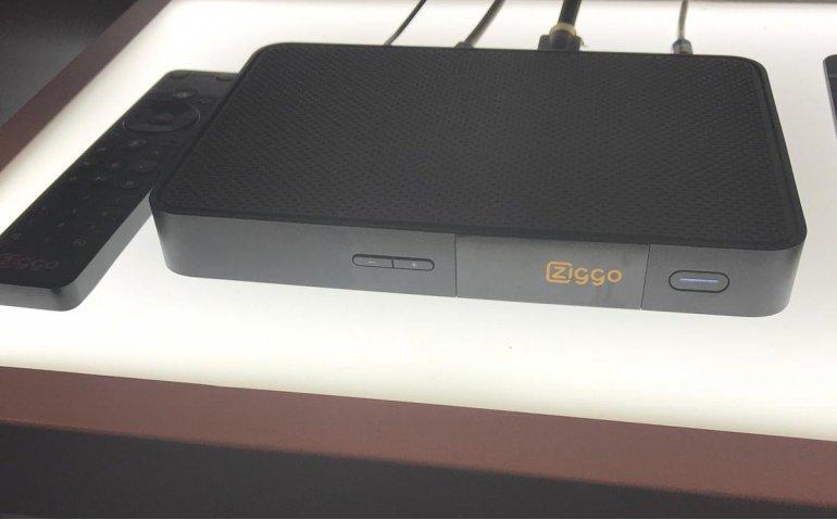 Ziggo 4K UHD Mediabox alleen bij multiplay abonnement