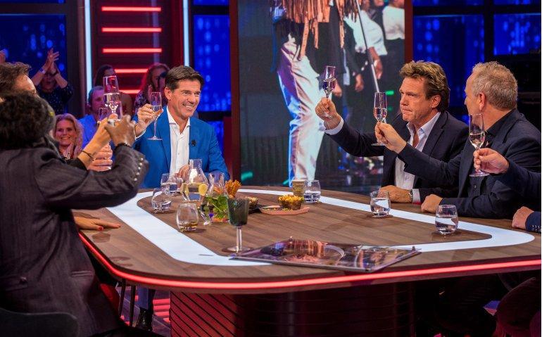 Twan Huys bezorgt RTL Late Night nieuw dieptepunt