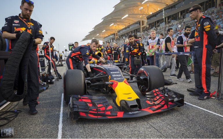 Formule 1 Grand Prix Rusland live op televisie, radio en internet